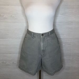 Vintage Docker's Top Pocket Khaki Shorts